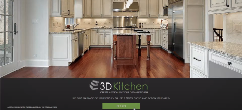 KitchenRepro 3D Kitchen Designer