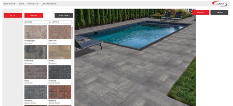 Oaks Pavers