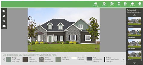 Tools And Software For Siding Visualization Chameleon Power